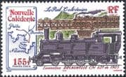 New Caledonia 2004 Trains/ Railways/ Rail/ Steam Engine/ Locomotive/ Transport 1v (n31706)