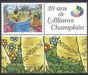 New Caledonia 2005 French-speaking Culture  /  People  /  Trees  /  Nature 1v (n3596)