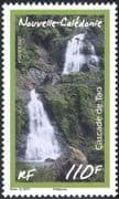 "New Caledonia 2007 ""Cascade de Tao""/ Waterfalls/ Falls/ River/ Nature 1v (n31703)"