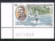 New Caledonia 2007 Repiquet  /  People  /  Horses  /  Trees  /  Nature  /  Government 1v (n35715)