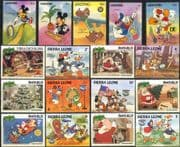 New for 2018 Disney Stamp Selection/ Superb Stocking Filler (d00170)
