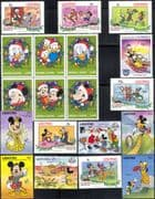 New for 2018 Disney Stamp Selection/ Superb Stocking Filler/ Mickey/ Minnie / Cartoons (b1470j)