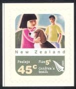 New Zealand/NZ 2005 Children's Health Fund/ Dog/ Animals/ Pets/ Nature/ Welfare 1v s/a (n17256)