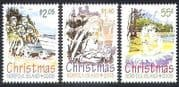 Norfolk Is 2008 Christmas  /  Nativity  /  Magi 3v set (n22795)