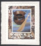 Norfolk Island 2000 Festival  /  Pacific Arts  /  Crafts  /  Vase  /  Urn 1v s  /  a (n40540)