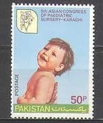Pakistan 1980 Health  /  Medical  /  Children  /  Welfare 1v n24778