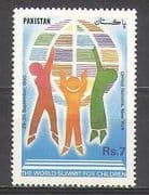 Pakistan 1990 UN Summit  /  Children  /  Welfare 1v (n24782)