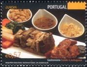 Portugal 2005 Europa/ Gastronomy/ Food/ Cooking/ Bread/ Stew/ Vegetables 1v (n45720)