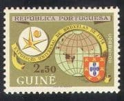Portuguese Guinea 1958 EXPO  /  Exhibition  /  Maps  /  Brussels  /  Animation 1v (n39290)