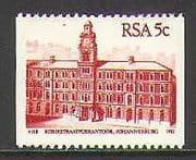 RSA 1982 Buildings  /  Architecture 5 cent  /  Coil 1v (n21749)