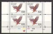 RSA 1997 Fish Eagle  /  Birds  /  Raptors1v c  /  b (za10078)