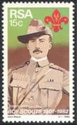 RSA/South Africa 1982 Baden-Powell/ Scouts/ Scouting/ Leisure/ Youth/ People 1v (n44043)