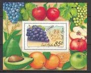 RSA  /  South Africa 1994 Exported Fruits  /  Plants f  /  s n20015