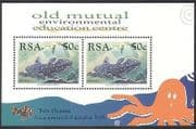 RSA  /  South Africa 1997 Fish  /  Marine  /  Coelacanth  /  Conservation m  /  s ref:b7826