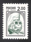 Russia 1998 VL65 Electric Locomotive/ Trains/ Transport/ Railways/ Revised Currency 1v (n28446)
