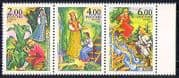 Russia 2004 Books  /  Stories  /  Waterfall  /  Fox 3v stp (n28931)