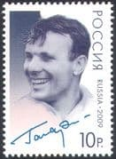 Russia 2009 Yuri Gagarin/ Astronauts/ Cosmonauts/ Space Flight/ People 1v (n42423)