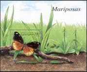 Sahara OCC 1999 Butterflies/ Insects/ Nature/ Conservation/ Butterfly 1v m/s (b5845)