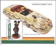 Sierra Leone 1995 Christmas / Disney / Mickey / Doll / Toys/Car 1v m/s (d00161)