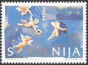 Slovenia 1997 Cupid/ Love/ Hearts/ Greetings/ Animation/ Cupids 1v (n43008)