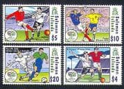 Solomons 2006 Football  /  WC  /  Sports  /  Games  /  Soccer 4v set (n32902)