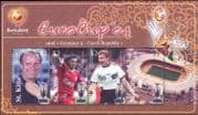 """St Kitts 2004  Football/ """"Euro 2004""""/ Soccer/ Sports/ Games/ Players/ People 4v m/s (b2060t)"""