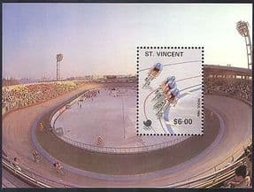 St Vincent 1988 Olympic Games  /  Olympics  /  Cycling  /  Bikes  /  Sports  /  Racing 1v m  /  s s1693a