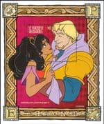 St Vincent 1996 Disney/ Hunchback of Notre Dame/ Films/ Cartoons/ Animation 1v m/s (b7654)