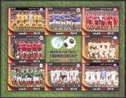 St Vincent 2010 World Cup Football  /  WC  /  Sports  /  Games  /  Teams  /  Players 8v sht (n40817)