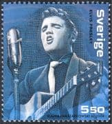 Sweden 2004 Elvis/ Presley/ Music/ Singers/ Singing/ Songs/ Entertainers/ Film/ Cinema/ Entertainment 1v (s4901a)