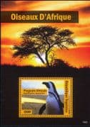 Togo 2014 Penguin/ Birds/Nature/ Polar/ Wildlife/ Conversation 1v m/s (n17277a)