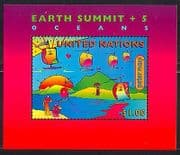 UN (NY) 1997 Earth Summit  /  Environment  /  Oceans m  /  s n31663