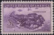 USA 1944 Corregidor Island/ WWII/ Military/ Battle/ Second World War/ Army 1v (n44746)