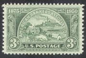 USA 1950 Banking/ Train/ Farm/ Business/ Commerce/ Factory/ Industry 1v (n30859)