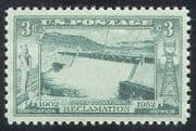 USA 1952 Grand Coulee Dam  /  Hydro-Electric  /  Energy  /  Power  /  Irrigation 1v (n40081)