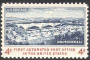 USA 1960 Automated Post Office/ Buildings/ Architecture/ Transport 1v (n42820)