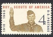 USA 1960 Scouts  /  Scouting  /  Youth  /  Leisure 1v (n40134)