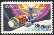 "USA 1974 Space/ ""Skylab""/ Science/ Spacecraft/ Research 1v (n42938)"