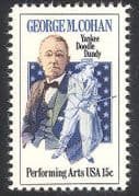 USA 1978 George Cohan  /  Actor  /  Writer  /  Theatre  /  Entertainment  /  People 1v (n33325)