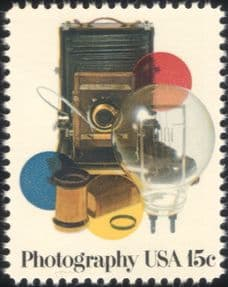 USA 1978 Photography/ Camera/ Film/ Light Bulb/ Photographs/ Photos/ Arts/ Photographic/ Pictures 1v (n45006)