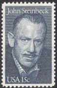 USA 1979 John Steinbeck/ Writer/ Literature/ Books/ Writers/ People 1v (n43834)
