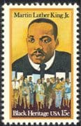 USA 1979 Martin Luther King/ Civil Rights/ Politics/ People 1v (n43420)