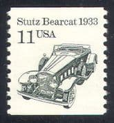 USA 1985 Transport  /  Cars  /  Motors  /  Motoring  /  Stutz Bearcat  /   1v n29309
