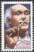 USA 1989 Arturo Toscanini/ Conductor/ Musicians/ Music/ People 1v (n44829)