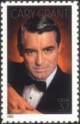 USA 2002 Cary Grant/ Film/ Cinema/ Actor/  People/ Movies/ Hollywood 1v s/a (b4035c)