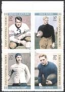 USA 2003 American Football Heroes  /  Sports  /  Games  /  People 4v s  /  a blk (s5056)