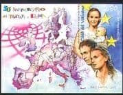 Vatican 2007 Mother  /  Child  /  Treaty of Rome  /  People  /  Welfare 1v m  /  s n35291