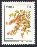 Venda 1984 Flowers  /  11 cent additional   1v (n20191)