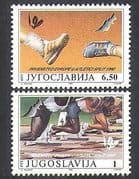 Yugoslavia 1990 Sports  /  Games  /  Athletics  /  Running 2v set (n37756)