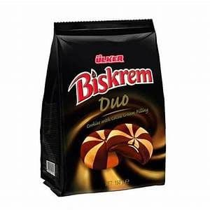 Ülker  Biskrem Duo 150g ( Turkey )